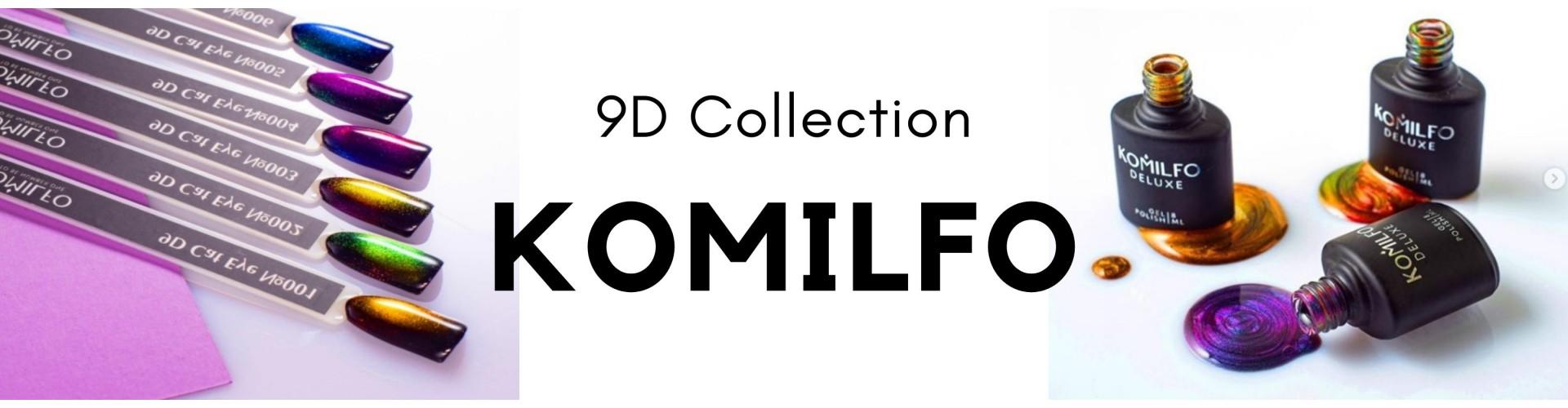 9D Magnetic gel polish